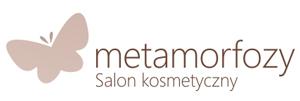Logo Salonu kosmetycznego Metamorfozy