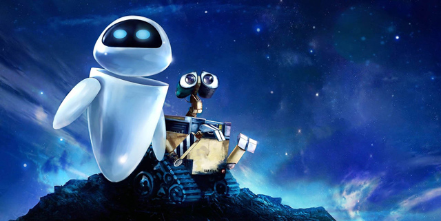 wall-e - fajne filmy o przyszłości